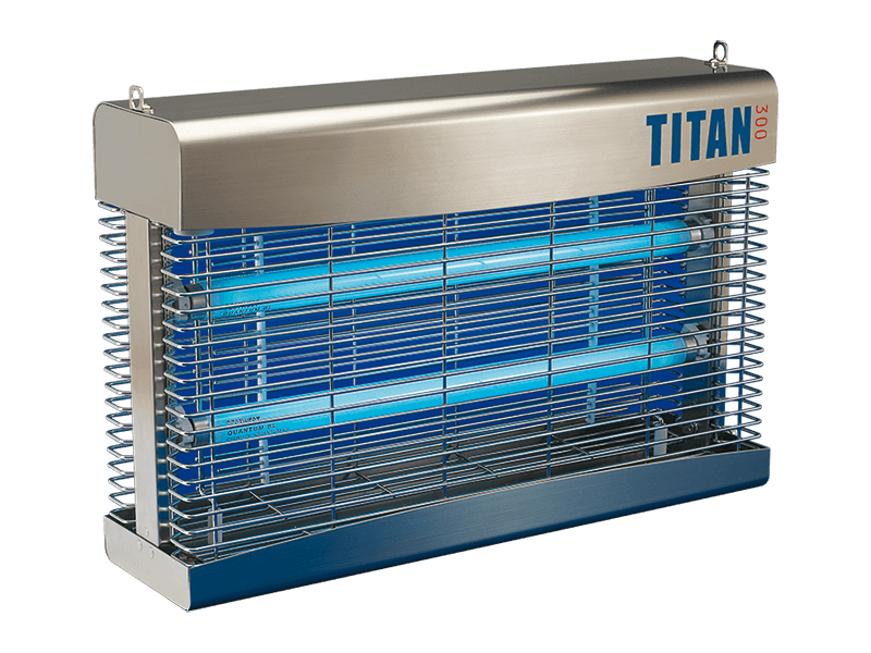 Titan® 300 – Acero inoxidable