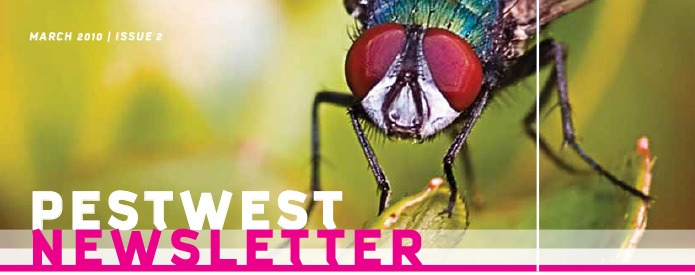 PestWest UK Newsletter Issue 2