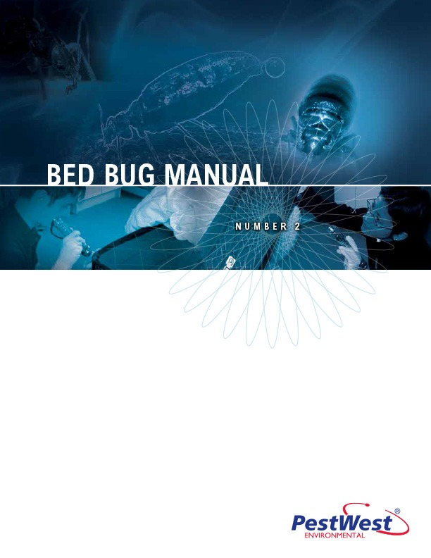 PestWest Bed Bug Manual