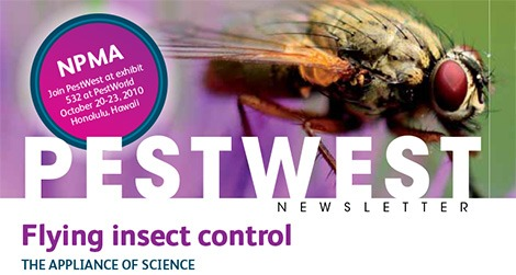 PestWest USA Newsletter Issue 8