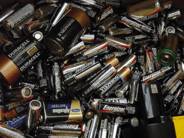 PestWest Dry Cell Battery Recycling Program
