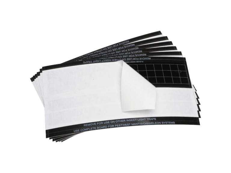 60 Day Replacement Universal Glue Boards For Insect Light