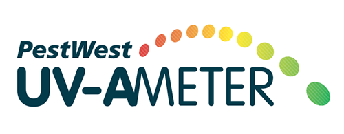 PestWest UV-A Meter Logo