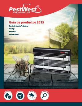 PestWest USA Guía de productos 2015