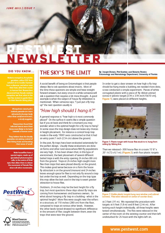 PestWest Newsletter 7