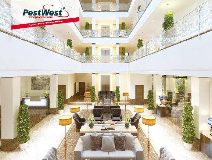 Choosing the right PestWest pest control unit for hotel premises
